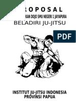 Proposal Pendirian Dojo