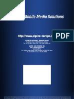 Alpine-Catalogue 2006 En