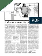 A democratização das cidades