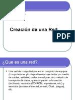 Creación de una Red