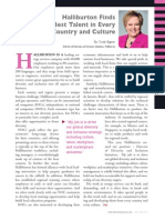 Diversity Journal   Finding the Best Talent in Every Country and Culture - May/June 2011