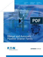 Eaton Manual and Automatic Pipeline Strainer Catalog (Low Res)