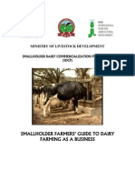 Small Holder Farmers Guide to Dairy Farming as a Business