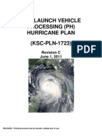 KSC-PLN-1723 2011 PH Hurricane Plan
