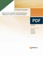 2010 US Smart Grid Vendor Ecosystem Report