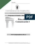 Etica de La Comunicacion I