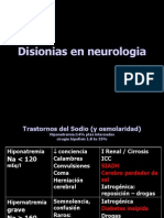 disionianeurologia