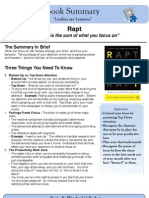 Rapt Book Summary