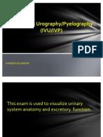 Intravenus Urography (IVU)