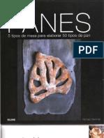 Panes - 5 Tipos de Masa Para Elaborar 50 Tipos de Pan [Richard Bertinet]