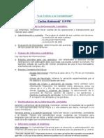 Resumen Costos - Sintetizados y Ponencias de Varios Autores