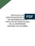 Prot Identificacion Origen Enfermedad