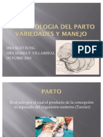 Fisiopatologia Del Parto