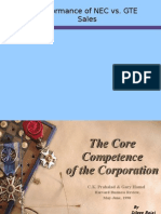 SM Core Competency