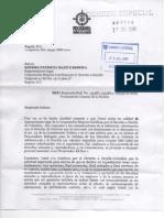 Respuesta derecho de petición de la Procuraduria a Corporación Mujeres Católicas por el Derecho a Decidir