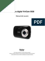 ViviCam 5028 Camera Manual