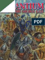 Warhammer Ancient Battles - Byzantium Beyond the Golden Gate
