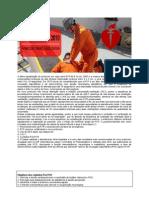 A última atualização do protocolo em vigor para RCP