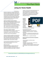 Cleaning for Home Health
