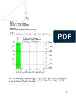 Modelo de Interacción pórtico Tabique