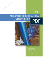 Registros de Resonancia Magnetica Nuclear