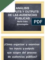 Audiencias Pùblicas-Modulo 5 - Analisis