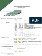 Calculo Placa Colaborante - AD600