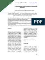 Desempenho animal e características das carcaças de cordeiros em quatro sistemas de produção