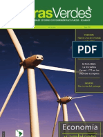 Revista Letras Verdes N.° 9 Economía y Ambiente