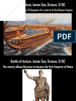 Actium War Monument