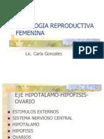 FISIOLOGIA REPRODUCTIVA FEMENINA - 2005