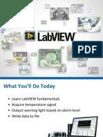 LabVIEW Intro