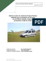 presentacion vehiculo modificado