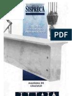 Manual de Calculos Sispreca, C.A