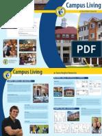 Residence Hall Brochure