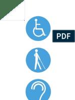 Medidas Para Discapacitados