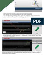 Forex Market Insight 17 August 2011