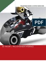 WF5 3DTheory Interface