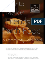 Friends With Food Cookbook