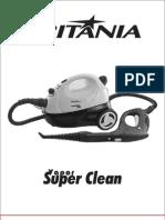 Vaporizador Super Clean Britania
