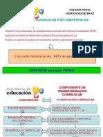 CAPACITACION  DCC 2010-2011