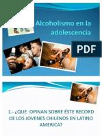 Alcoholismo en La Adolescencia Ppt-1
