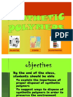 POLYMERS Pollution