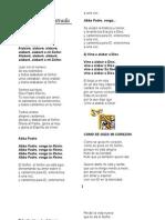 Cancionero parroquial 2011