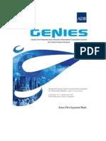 GENIES Brochure