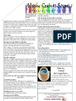 17th August 2011 Newsletter Web
