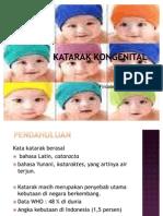 katarak kongenital