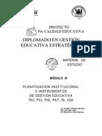 Diplomado Modulo III