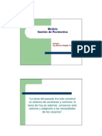 Microsoft PowerPoint - módulo de gestion de pavimentos