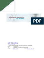 ERP System - F Test
